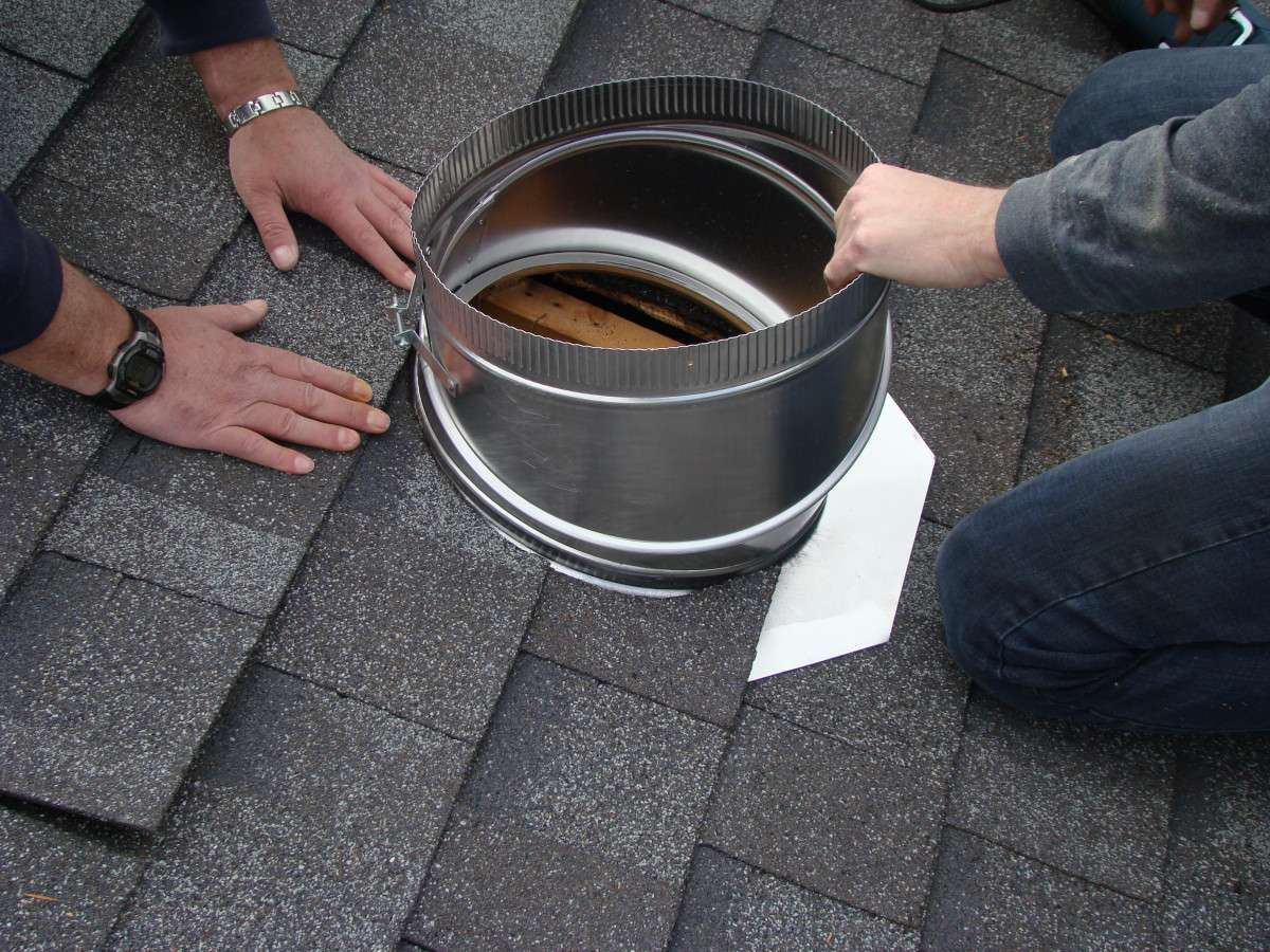 Vent Roof Aluminum | 4 Weather Insulation & Roofing
